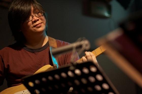 吉他手,林正如