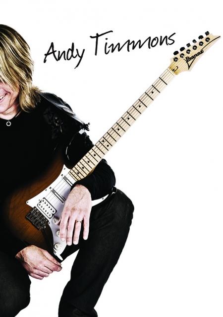 吉他代言人—Andy Timmons