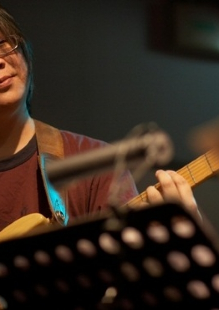 永遠堅持自己音樂的吉他手—林正如