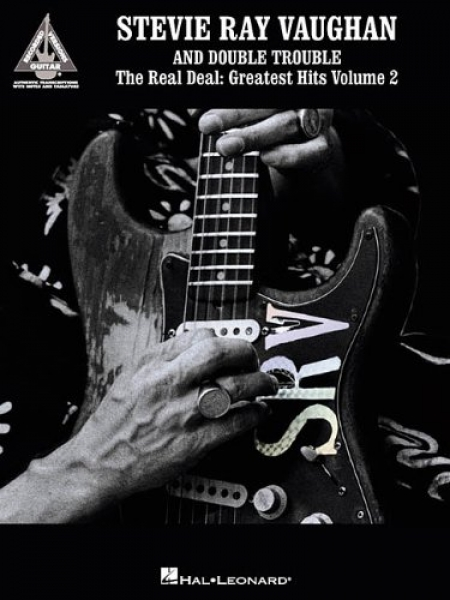 Stevie Ray Vaughan and Double The Real Deal Greatest Hits Volume2