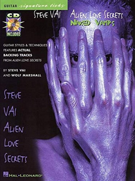 Steve Vai-Alien Love Secrets