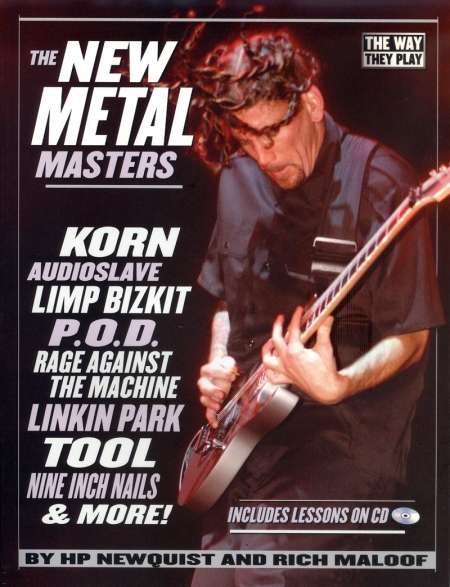 The Way they Play-The New Metal Masters